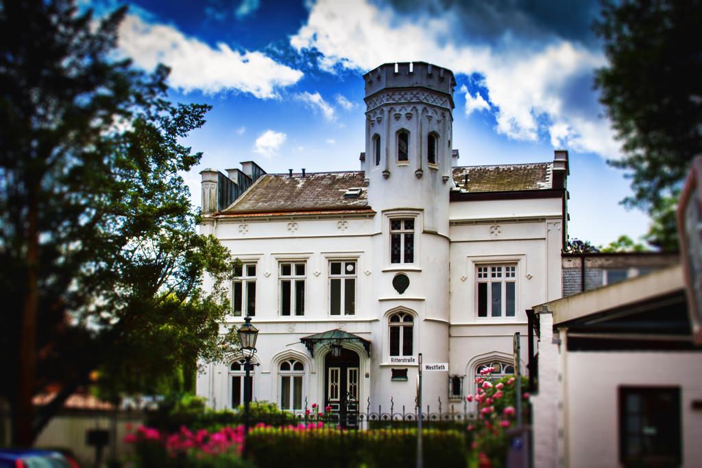 Buxthehude-Altstadt-Schloss