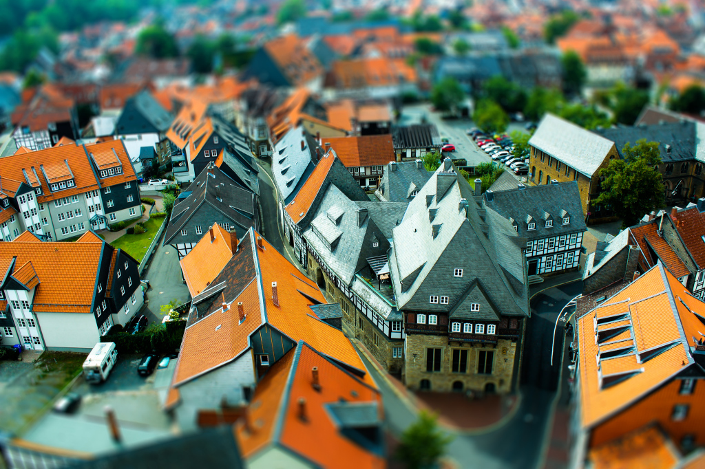 goslar-tilt-shift