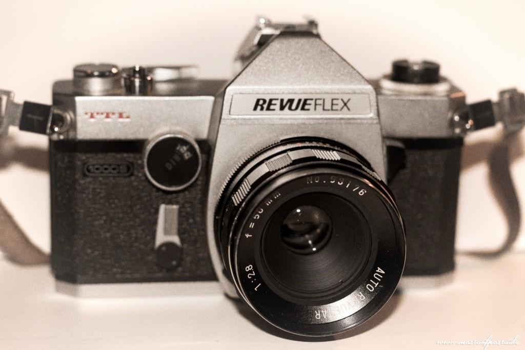 revueflex oldschool